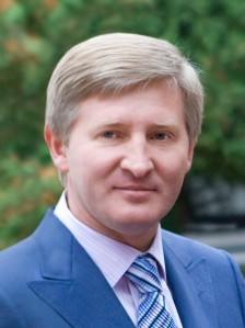 Oligarch Rinat Akhmetov