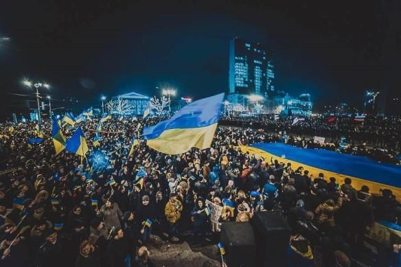 Donetsk patriots