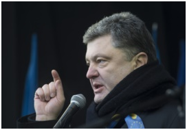 Multi-millionaire Petro Poroshenko, the most popular candidate for President of Ukraine