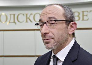 Mayor of Kharkiv shot and wounded