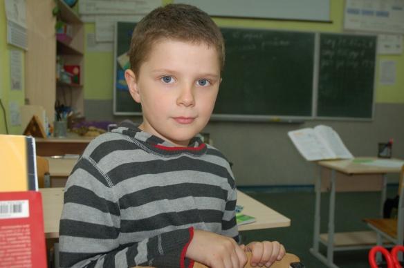 Ivan, age 8