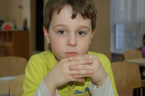 Misha, age 6.5