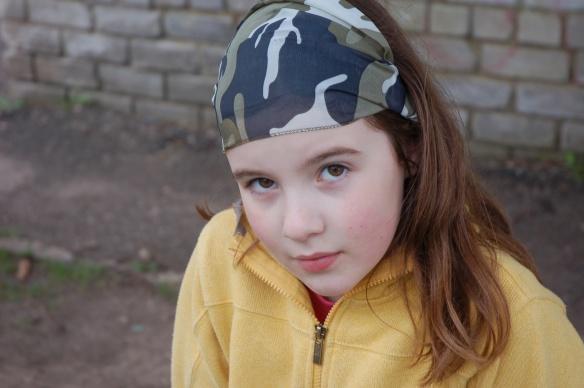 Arina, age 9