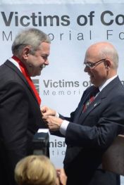 Медаль Свободи ім. Трумена-Рейгана 11-06-2014