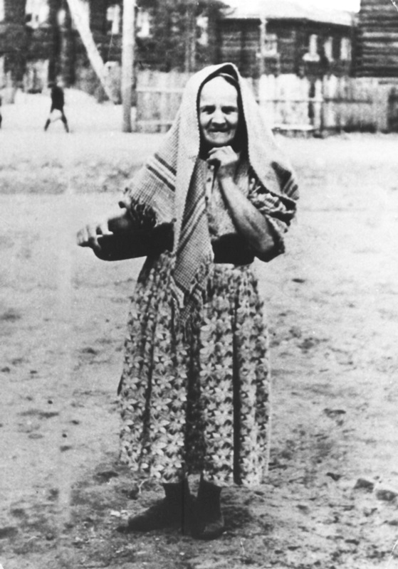 tatars 4 Crimean Tatars in resettlement areas after being deported in 1944
